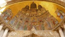 Italy, St, Mark's Basilica, Byzantine mosaic , Venice, photographer jane gifford, italian gourmet travel, your exclusive photographic travel guide to italy