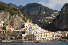 Amalfi and the Lattari mountains, photography by jane gifford, italian gourmet travel