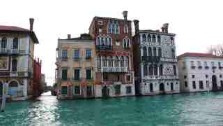 Italy, Veneto, venice, Grand canal, the 'Ghost House', italian gourmet travel, your exclusive phtographic travel guide to italy, photographer jane gifford