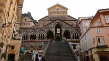 Amalfi Cathedral, photography by jane gifford,, italian gourmet travel