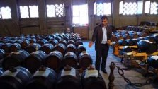 Italy, Emilia Romagna, Cavazzone Azienda Agricola e Agrituristica, making balsamic vinegar,  italian gourmet travel, your exclusive photographic travel guide to italy, photographerj ane gifford